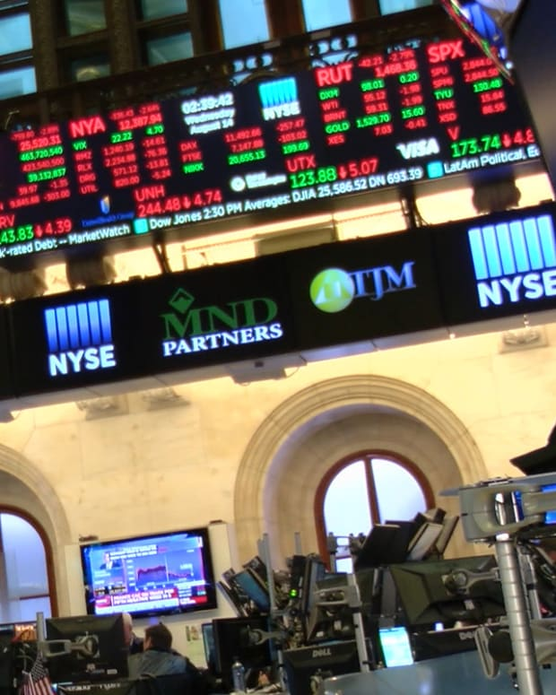 Don't Panic: NYSE Trader Breaks Down Why Investors Should Be Patient