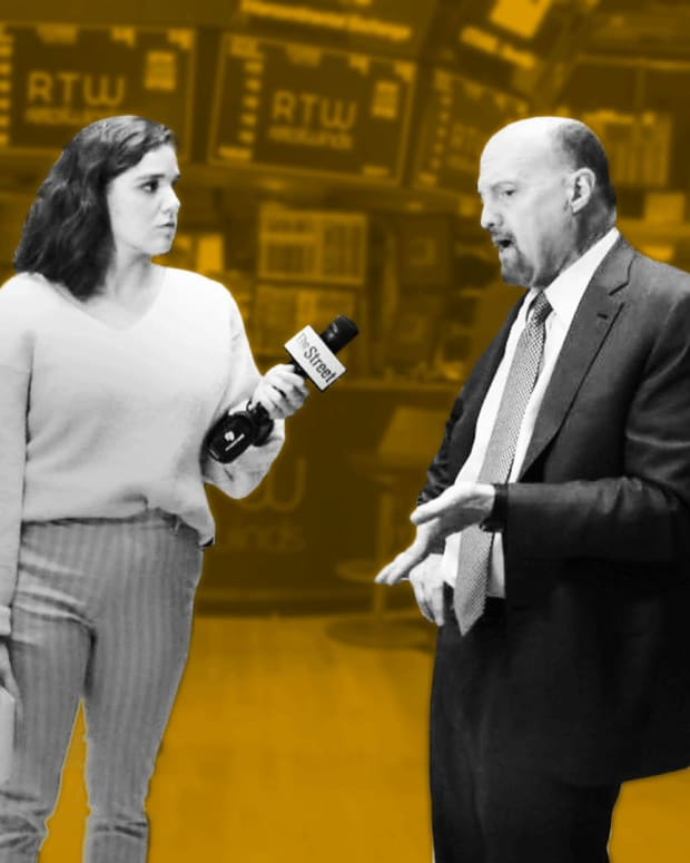 Replay: Jim Cramer on the Markets, Oil, and Bed Bath & Beyond