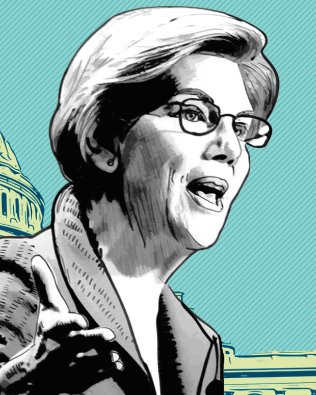 Here's What Elizabeth Warren Means for the Banking Sector