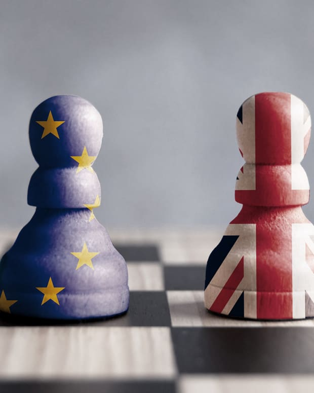 Breaking Up Is So Hard to Do: A Brexit Timeline