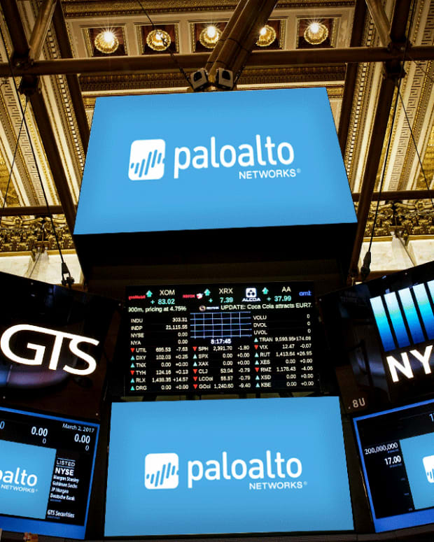 Palo Alto Could Still Be a Good Pick -- But Wait a Bit Longer