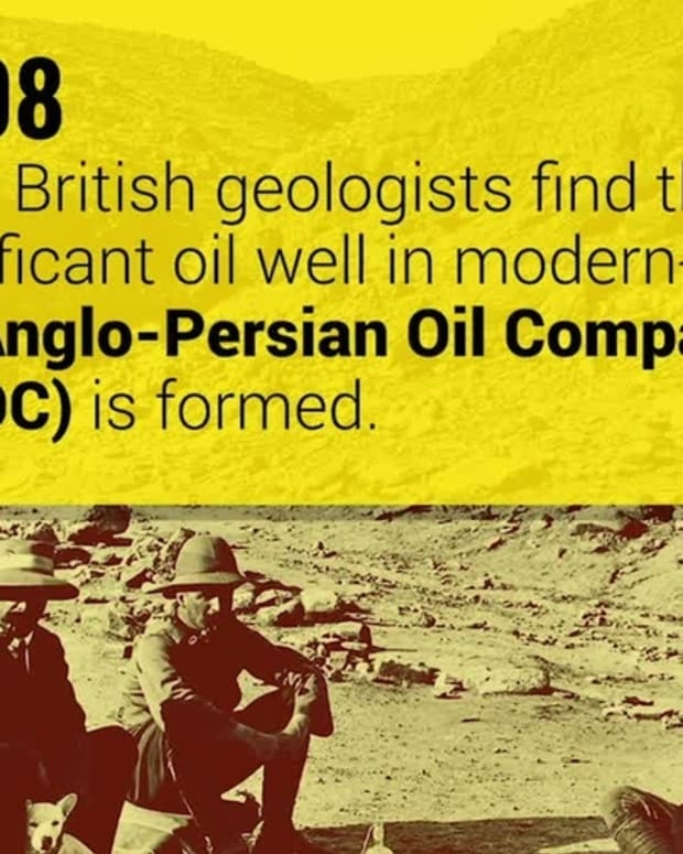 From Adventure to Disaster: The Tumultuous History of BP