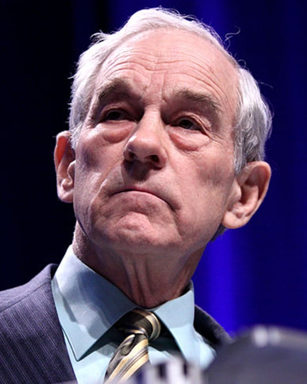 Ron Paul: Social Media Companies Are Big For Wrong Reasons