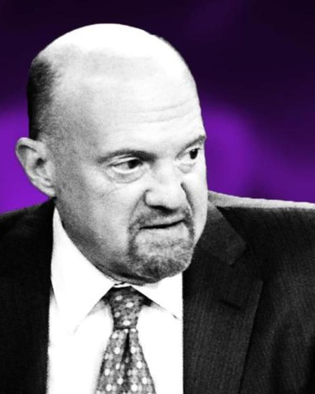 Jim Cramer's Reaction to Hasbro Earnings, Jeff Bezos Blog Post and Bank Mergers