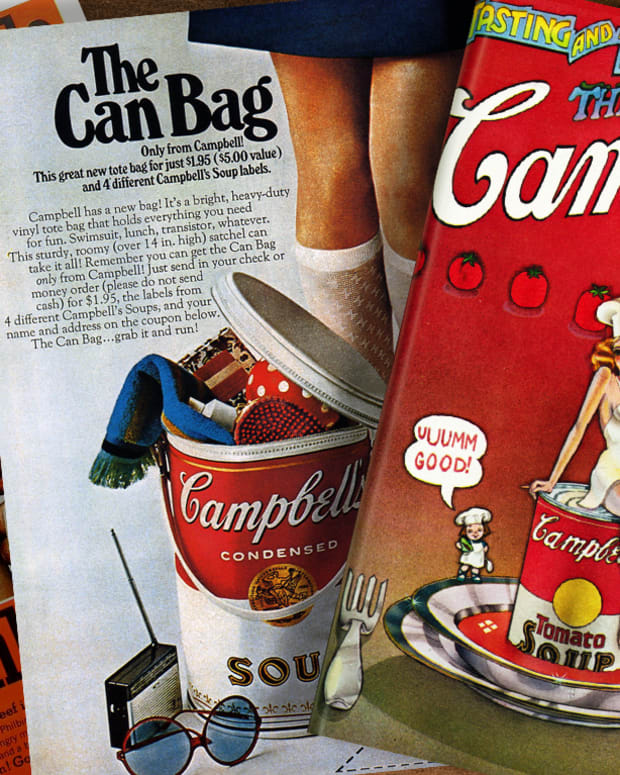 A History of Campbell's: More Than Just a Warm Bowl of Soup