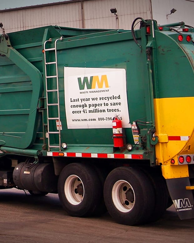 Waste Management Wants Millennials to See the Good in Garbage