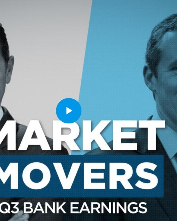 Market Movers: Q3 Bank Earnings