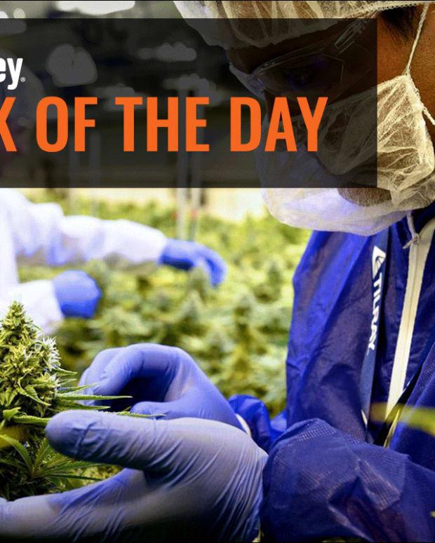 Jim Cramer Says Cannabis Is Getting Hot Again
