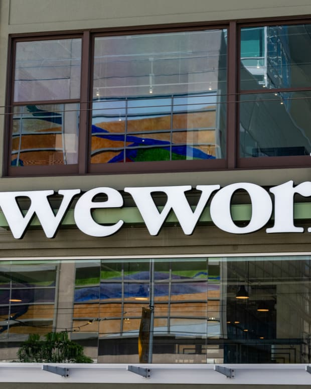 Why Jim Cramer Isn't Sold on WeWork