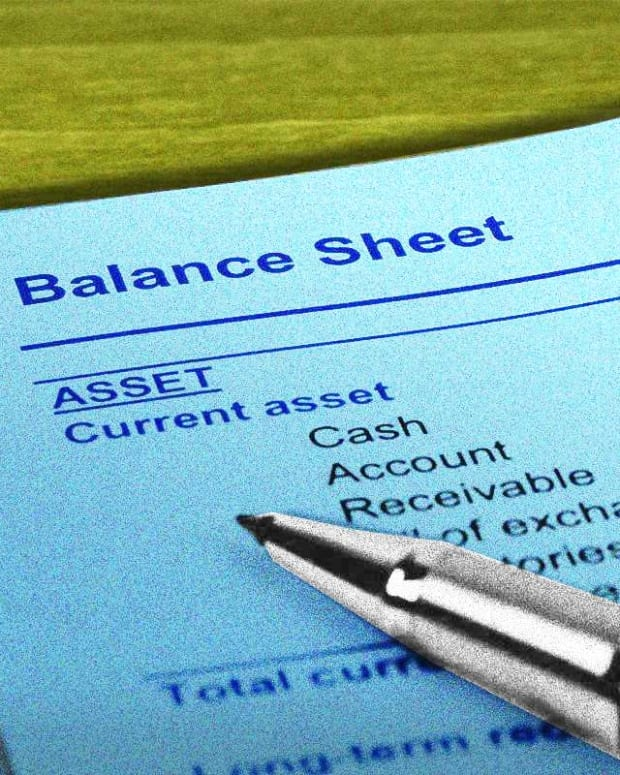 Three Things to Look for In a Company Balance Sheet