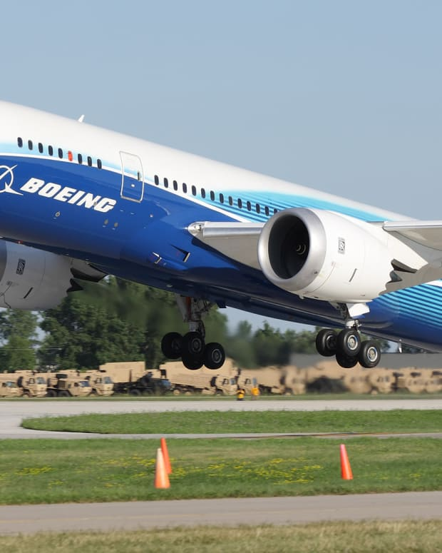 'The Dow Itself Will Be Under Pressure' Because of Boeing, Says Kenny Polcari