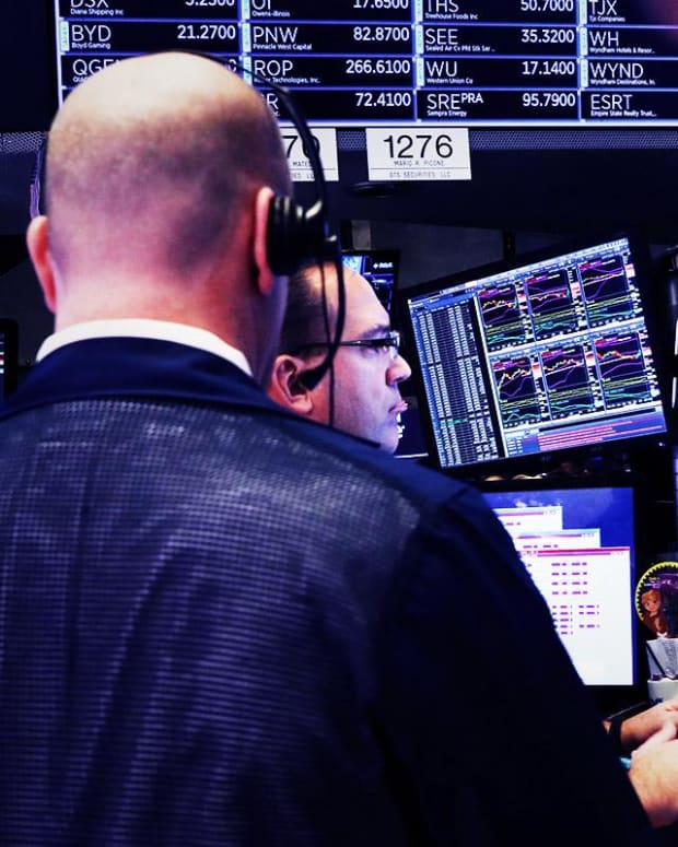 The Market Is Looking for Stabilization in the Economy