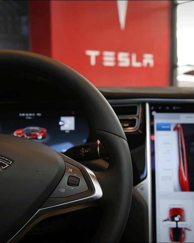 Jim Cramer Explains What a Trade War With China Means for Tesla