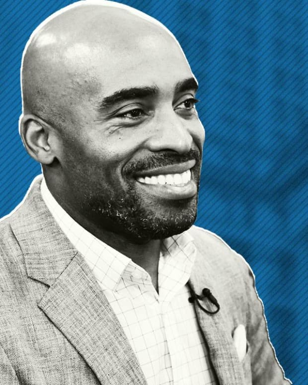 Why Tiki Barber Was Attracted to the Cannabis Industry
