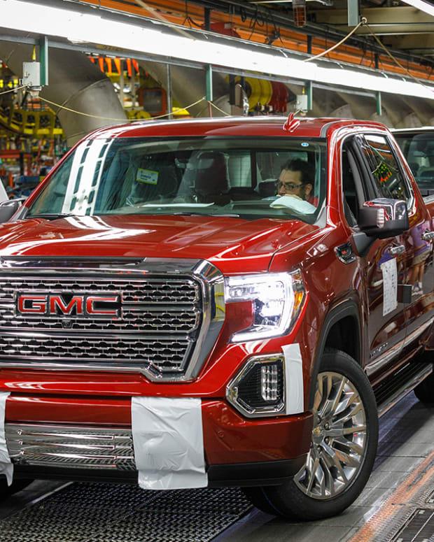 GM's Q3 Sales Up 6.3%