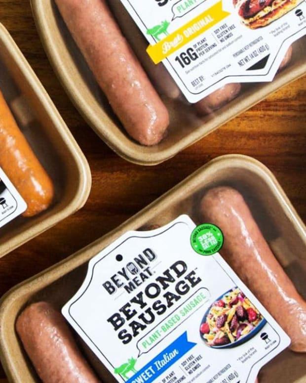 Beyond Meat Lead