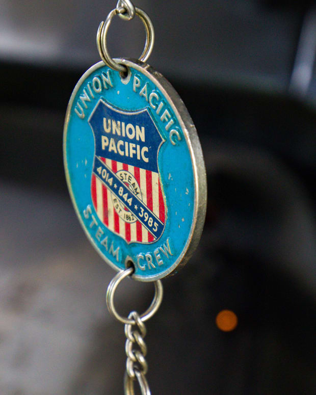 Union Pacific Celebrating the 150th Anniversary of the Transcontinental Railroad