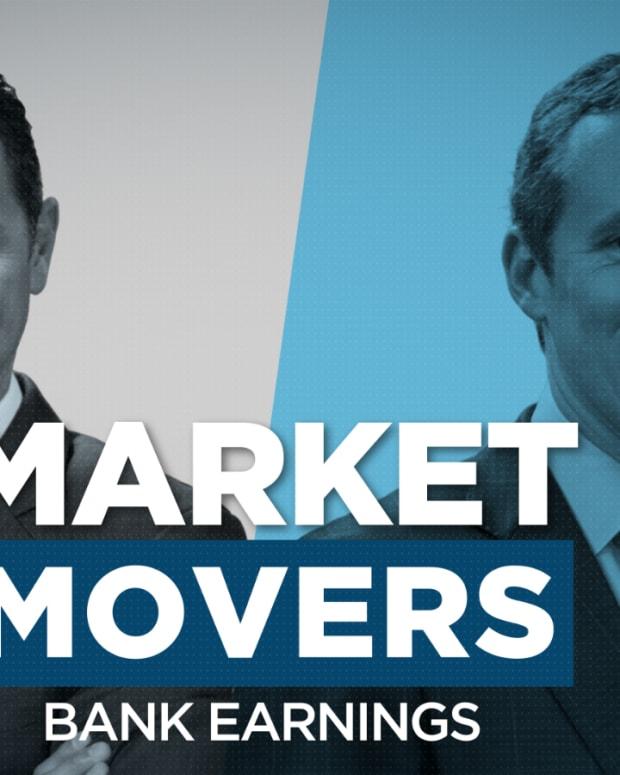 Market Movers: Q1 Bank Earnings