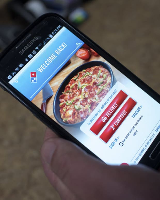 Jim Cramer: What Big Tech Could Learn From Domino's