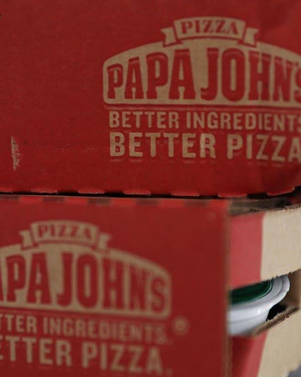 Who Is Papa John's New CEO, Rob Lynch?