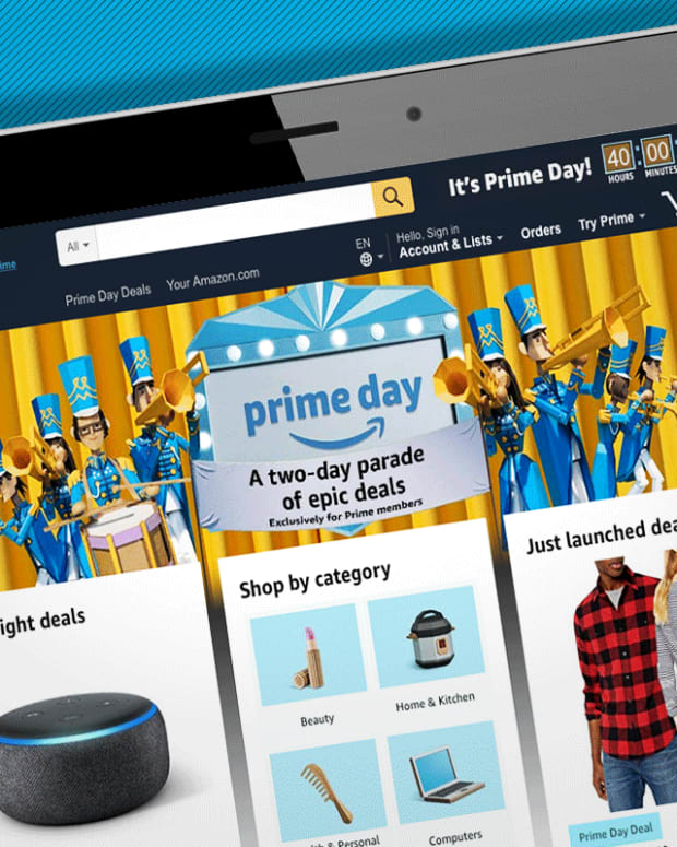 Jim Cramer: Shop Amazon Prime Day, But Sell the Stock