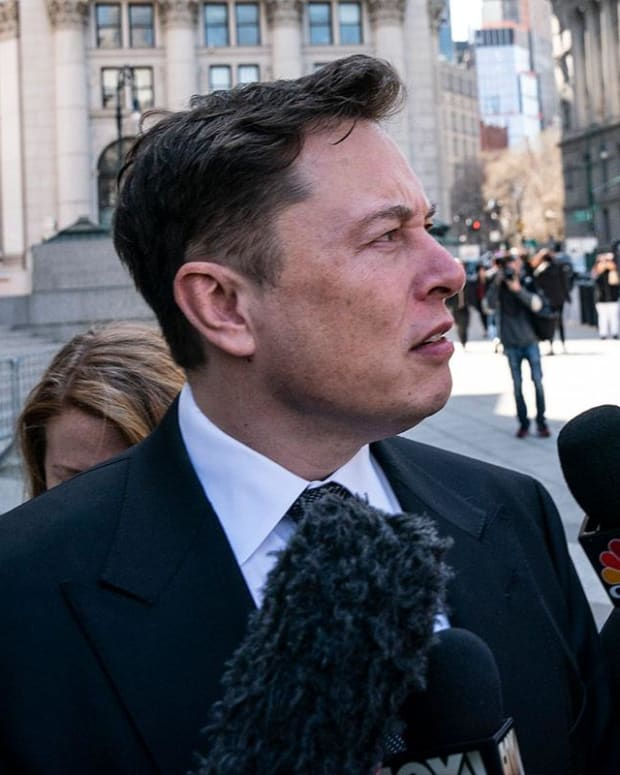 Jim Cramer: Why Elon Musk's Court Date Was a 'Win' For Tesla