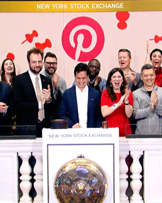 Did You Pin That? A History of Pinterest