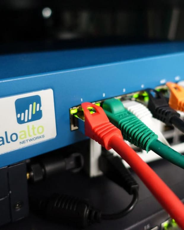 What's Causing Palo Alto Networks to Sell Off