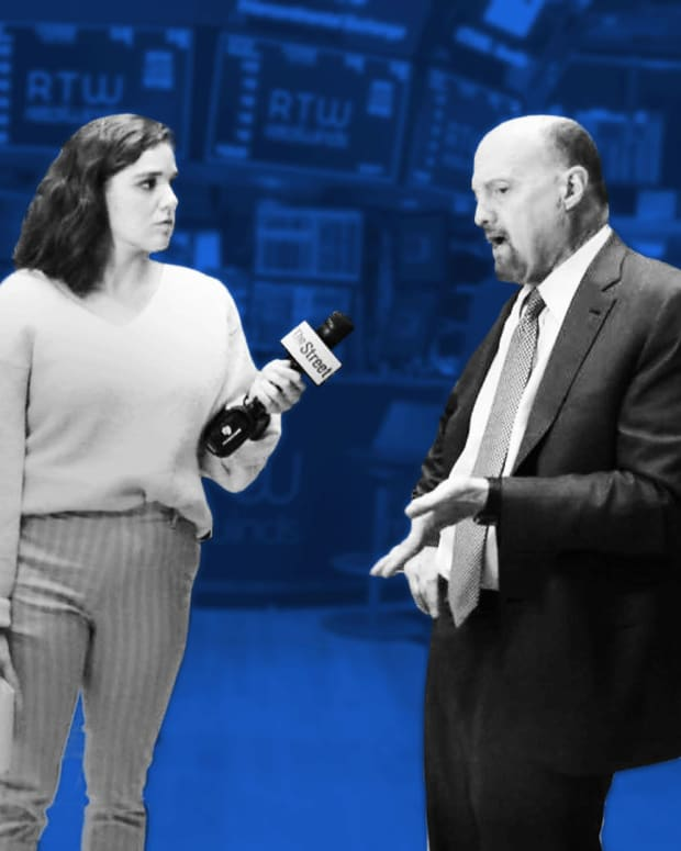 Jim Cramer on United Healthcare and the Trade Talks