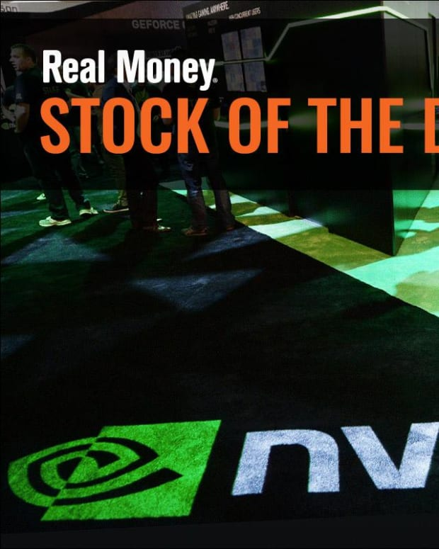 The One Thing to Pay Attention to in Nvidia's Quarter