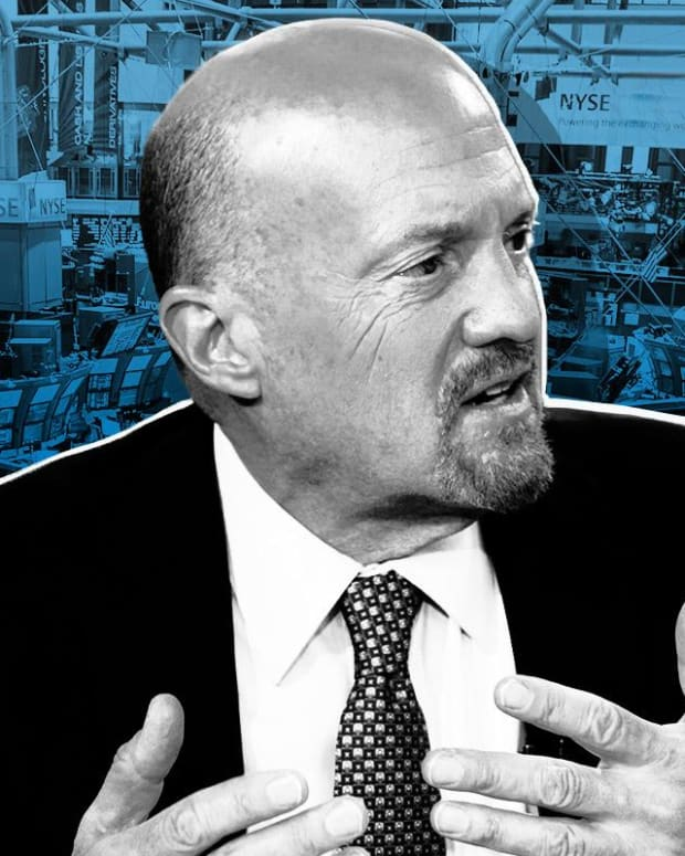 Jim Cramer Weighs In on McDonald's CEO, Under Armour Earnings, and the Trade War