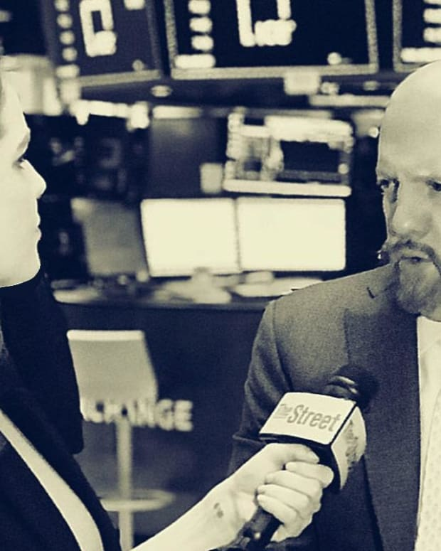 Jim Cramer on Why He's Not Looking Forward to Apple's Event