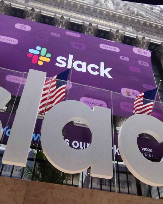 Slack's Direct Listing Day: A Look Behind the Scenes