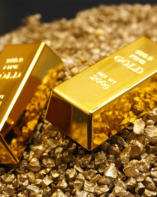 Major Moves Ahead For Gold Prices On Lower Rates