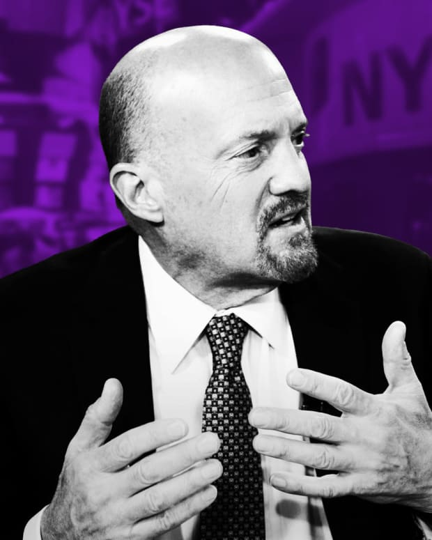 Jim Cramer on the Federal Reserve, Amazon and Intel