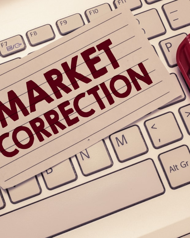 Next Market Correction Could Be as Bad as 2001