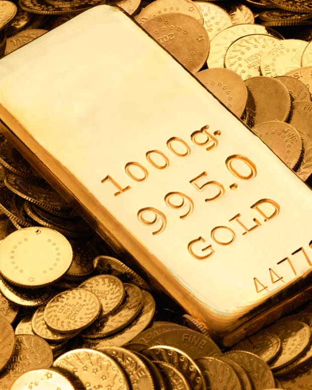 As Gold Inches Closer to $1,400, Is $1,700 Next Stop?