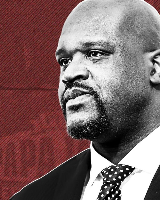 Shaq Tells TheStreet About the Moment He Fell in Love With Papa John's