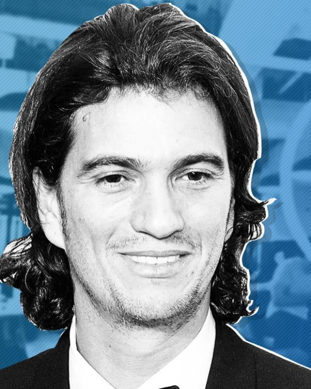 Jim Cramer on What Went Wrong With WeWork