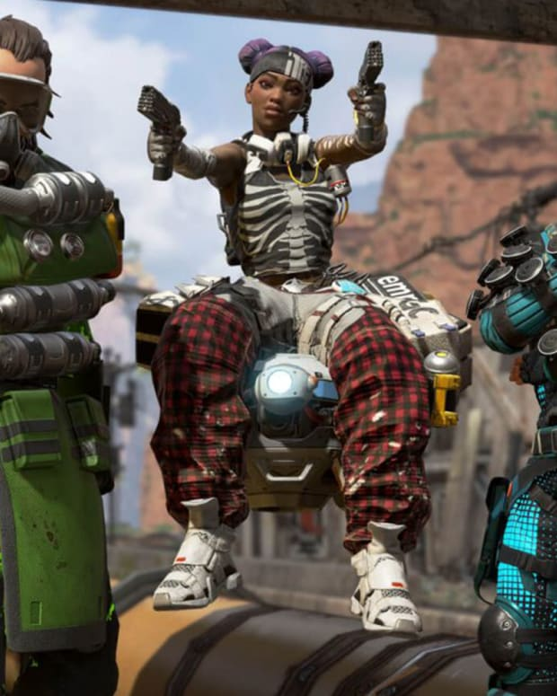 60 Seconds: What Is Apex Legends?