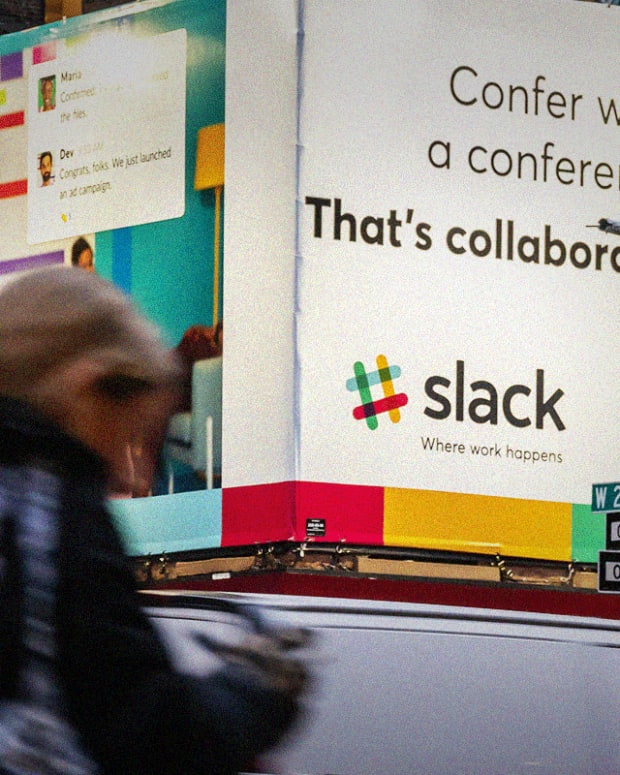 Jim Cramer: Why Slack Is an 'Orphan'