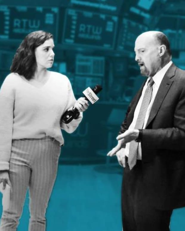 Jim Cramer's Thoughts on Home Depot, Macy's, Tesla, Indra Nooyi and Nikki Haley