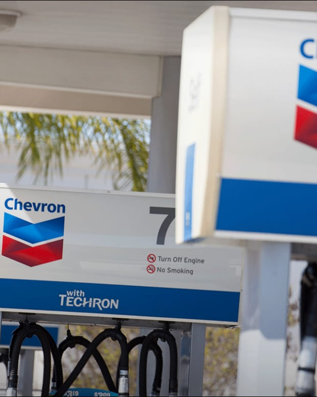 'You Can't Beat Chevron,' Says Jim Cramer