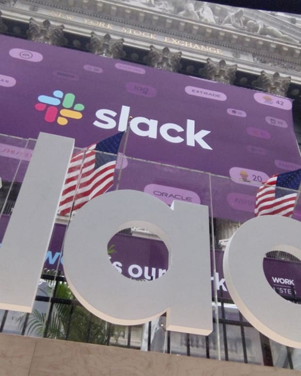 Forgot About Slack's Direct Listing Already?