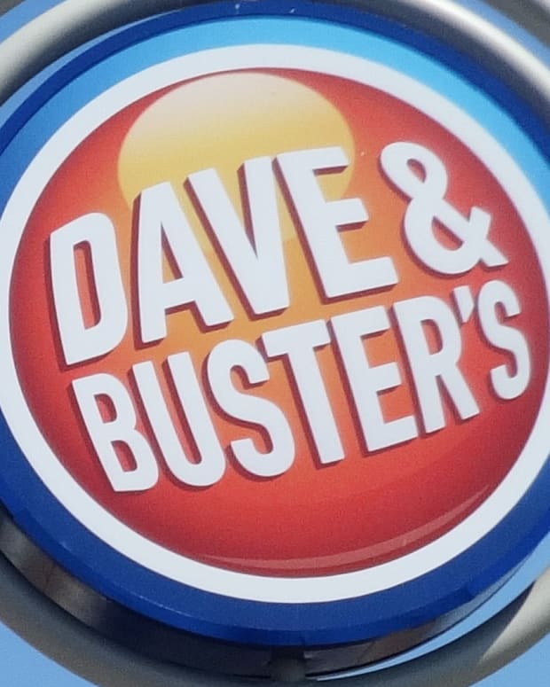Why Jim Cramer Is Ready to Play With Dave & Buster's