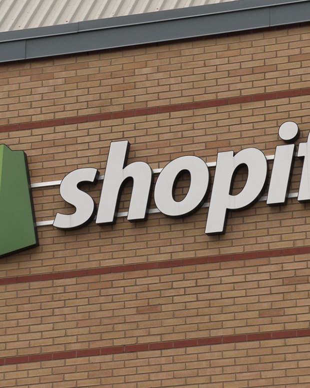 Shopify Stock