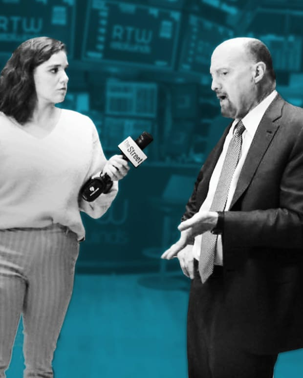 Jim Cramer on Qualcomm, U.S.-China Trade War and What to Expect From Disney