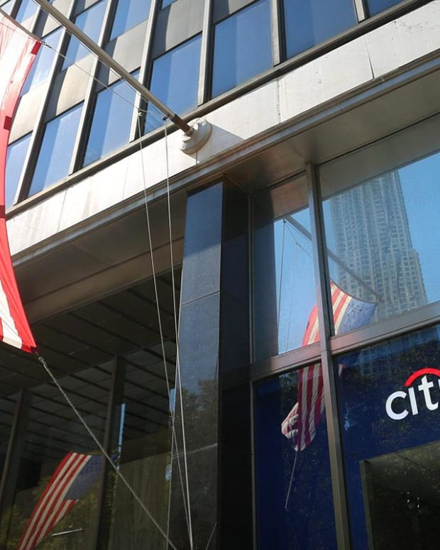 Jim Cramer: Why Citi Is More of a Buyback Story