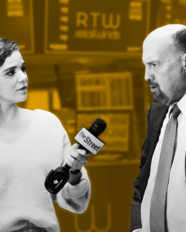 Suboptimal? Jim Cramer on the We Company and Netflix's Emmy Awards