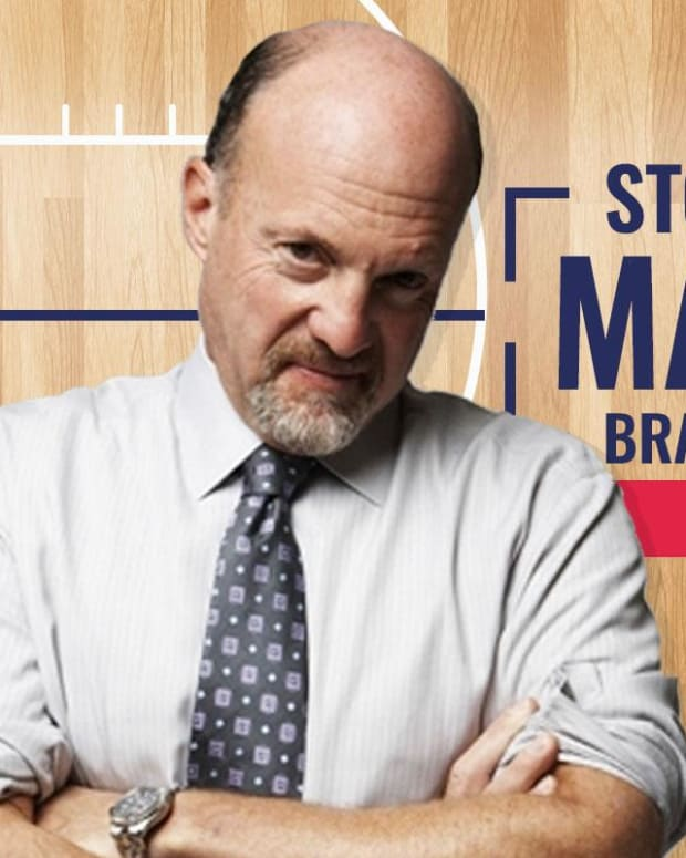 Here's How Jim Cramer's March Madness Bracket Is Doing